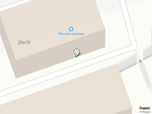 Брючный мир на карте Дзержинска