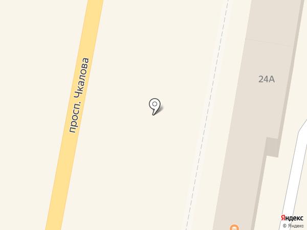 Столичный гриль на карте Дзержинска