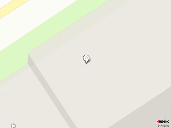 Сакура на карте Дзержинска