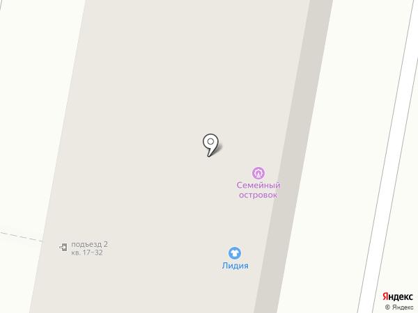 Магазин трикотажа на карте Дзержинска