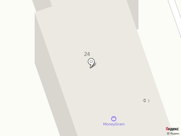 МТС на карте Дзержинска
