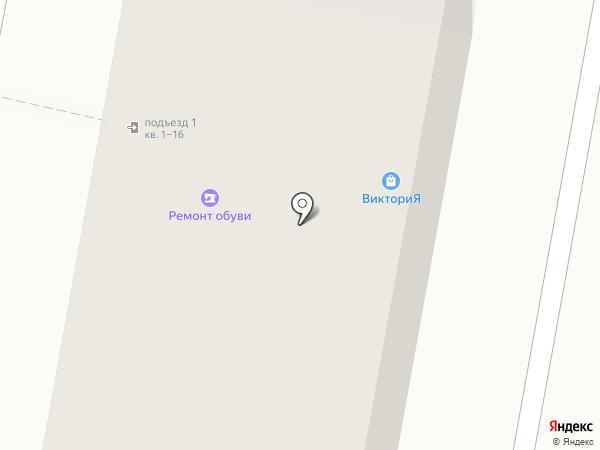 Причёска на карте Дзержинска