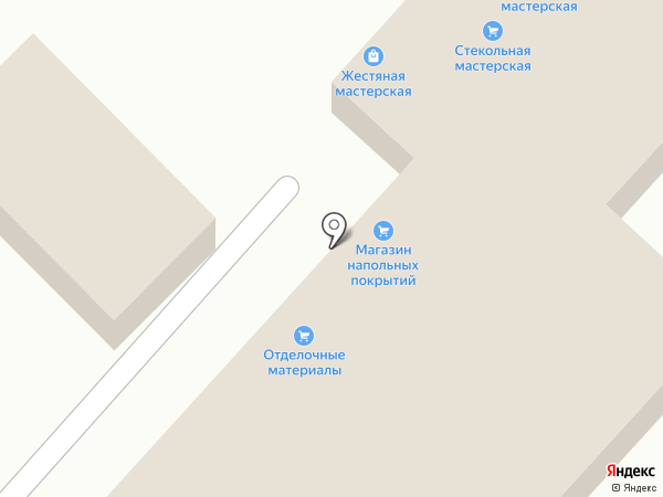 Магазин дверей на карте Георгиевска