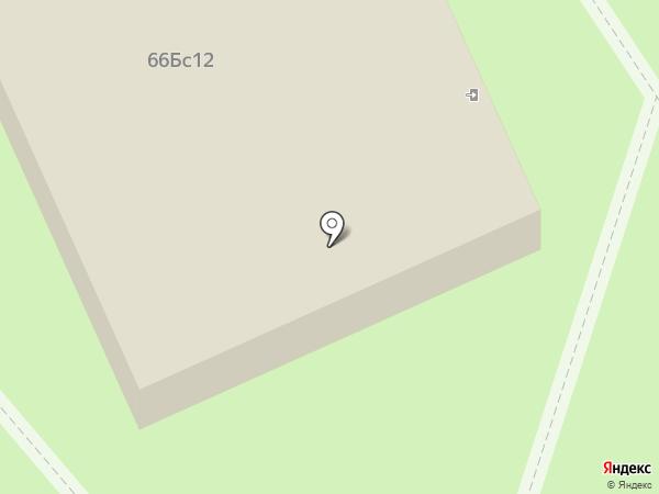 Карамель на карте Дзержинска