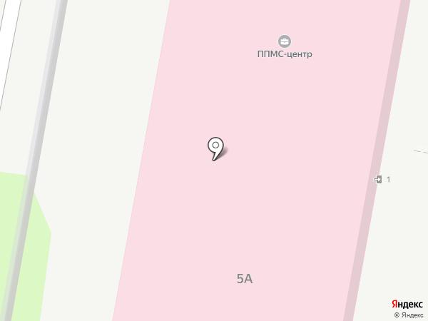 Центр психолого-медико-социального сопровождения на карте Дзержинска