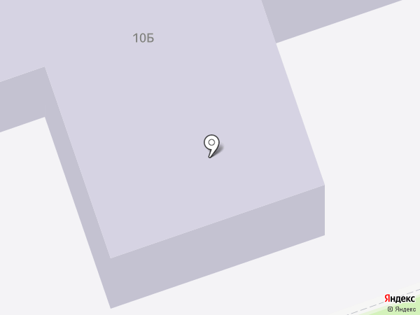 Детский сад №28 на карте Дзержинска