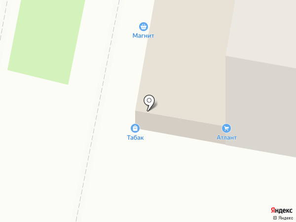 Ритуал Д на карте Дзержинска