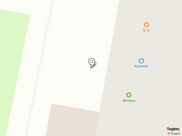 ГрандСфера на карте Дзержинска
