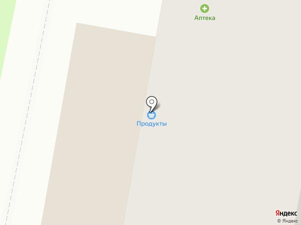 Магазин электротоваров на карте Дзержинска
