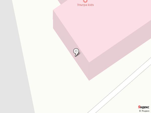 Дзержинский медицинский центр УльтраМед на карте Дзержинска