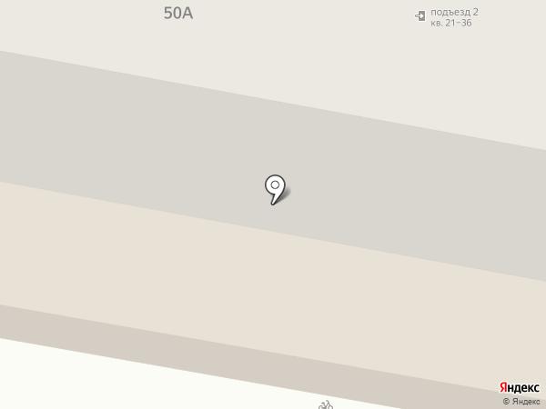 Дзержинскинвест на карте Дзержинска