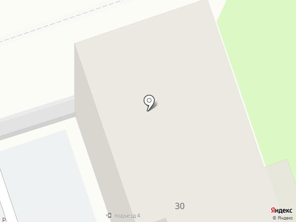 Медицинский кабинет на карте Дзержинска