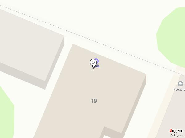 Мастер-сервис на карте Георгиевска