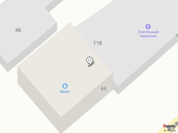 АртТамп на карте Георгиевска