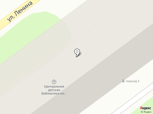 Центральная детская библиотека им. А.П. Гайдара на карте Георгиевска