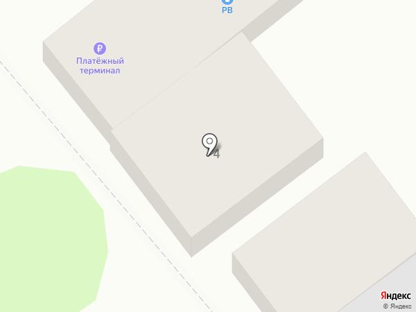 РВ на карте Георгиевска