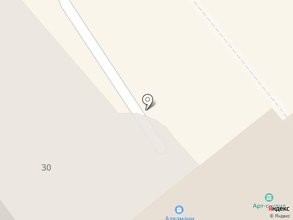 Ростелеком, ПАО на карте Георгиевска