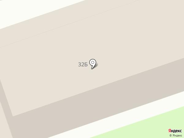 Дзержинское городское отделение профилактической дезинфекции на карте Дзержинска