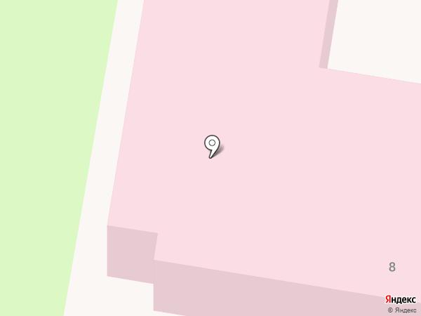 Скорая медицинская помощь, Больница скорой медицинской помощи на карте Дзержинска