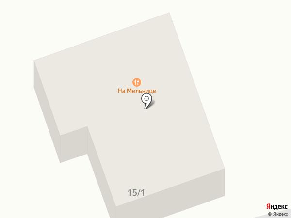 На Мельнице на карте Георгиевска