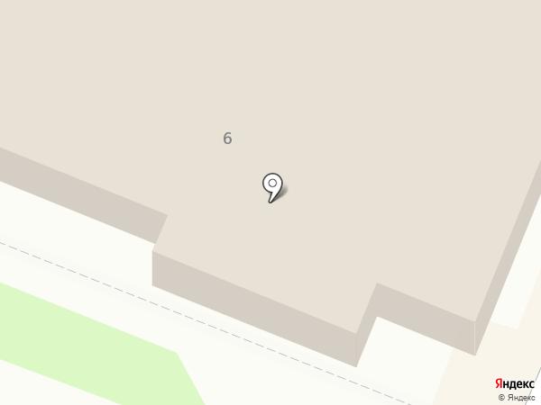 Георгиевский городской суд на карте Георгиевска