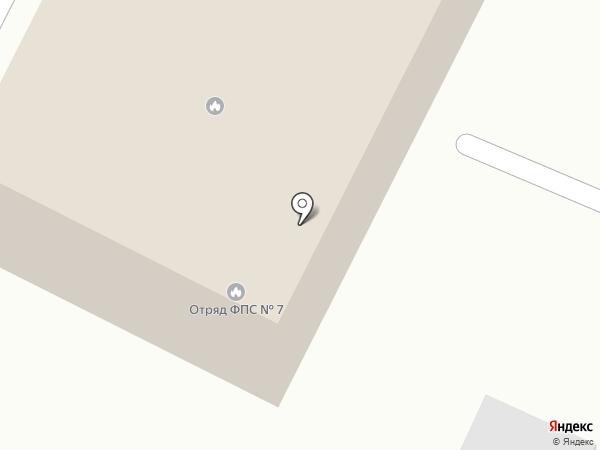 Георгиевское городское отделение на карте Георгиевска