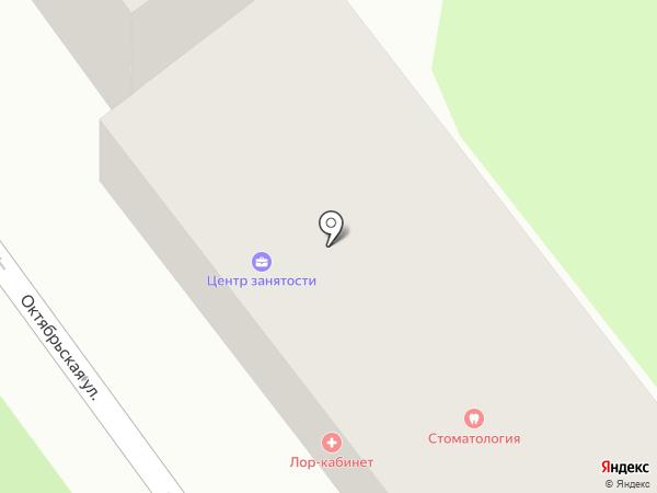ЛОР-кабинет на карте Георгиевска