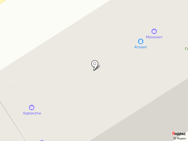 Гарант-Н на карте Дзержинска