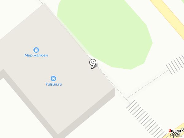 Центр обслуживания на карте Георгиевска