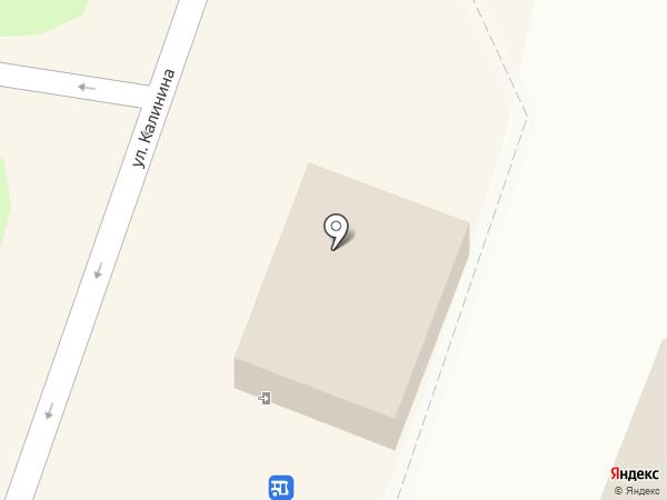 Связной на карте Георгиевска