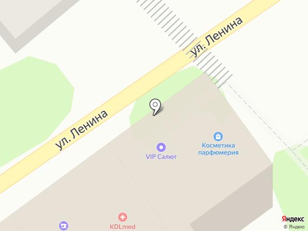 Ателье на карте Георгиевска
