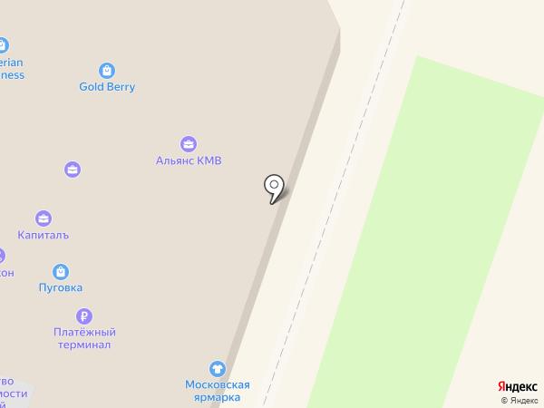 Сергей на карте Георгиевска