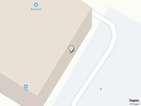 Центр автостекол на карте Георгиевска