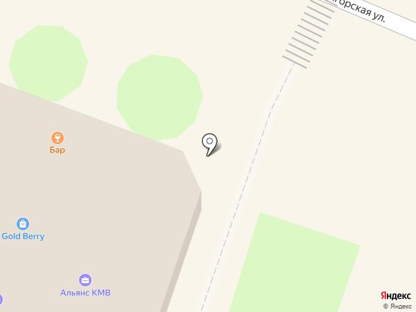 М.А.Ф. на карте Георгиевска