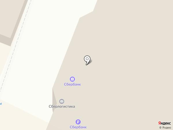 Сбербанк, ПАО на карте Георгиевска