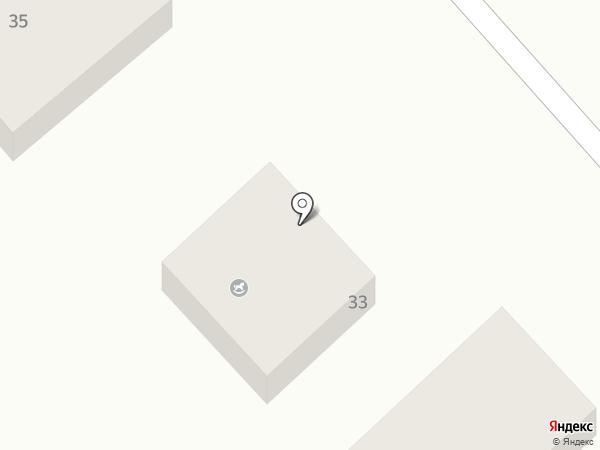 Детский сад №9, Колосок на карте Георгиевска