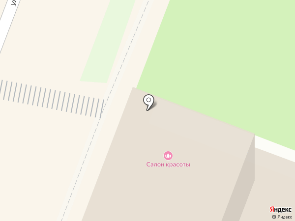 Салон красоты на карте Георгиевска