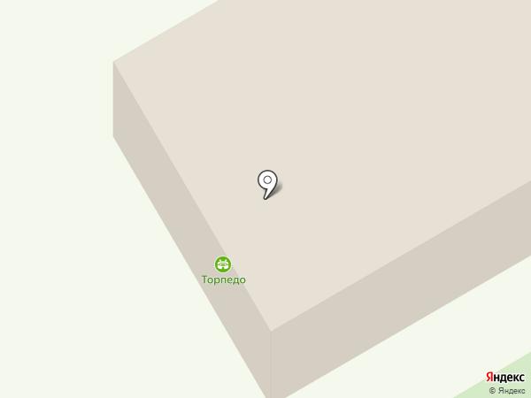 Физкультурно-оздоровительный комплекс на карте Георгиевска