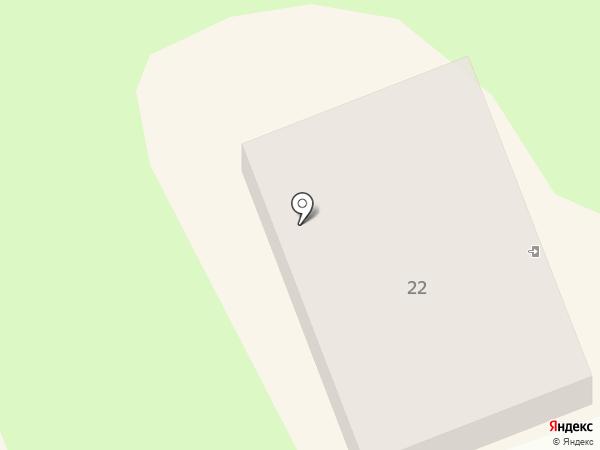 Мальвина на карте Георгиевска