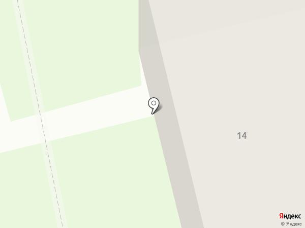 Мастер на карте Богородска