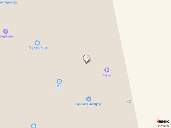 Магазин бытовой химии на карте Богородска