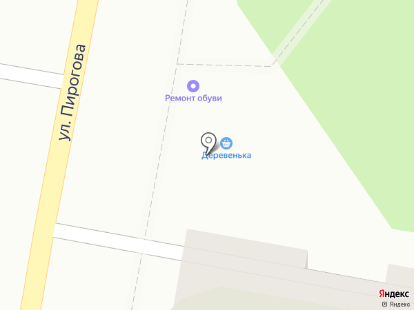 Чиполлино на карте Дзержинска