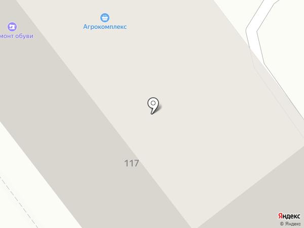 Три-З на карте Георгиевска