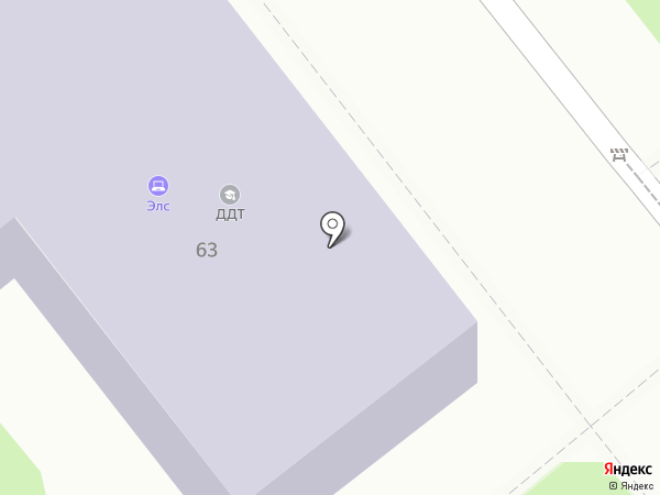 ЭЛС на карте Георгиевска