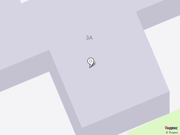 Детский сад №1 на карте Богородска