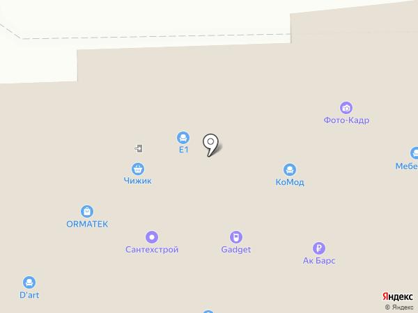 Техника Здоровья на карте Дзержинска