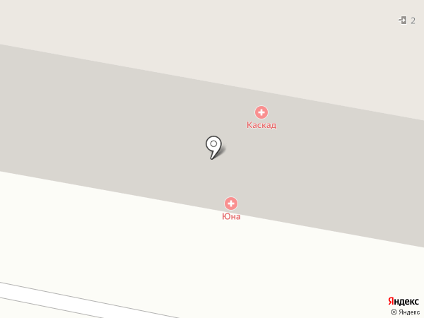 Арлекино на карте Дзержинска