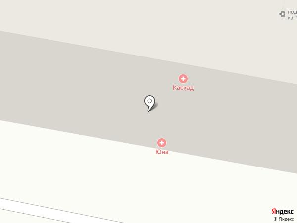 Ромашка на карте Дзержинска