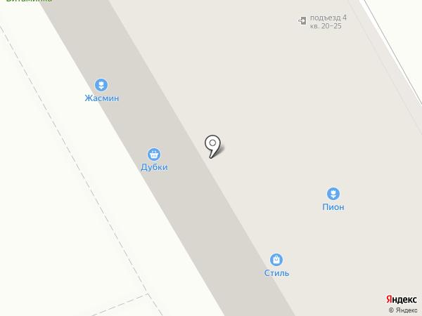 МясновЪ на карте Дзержинска