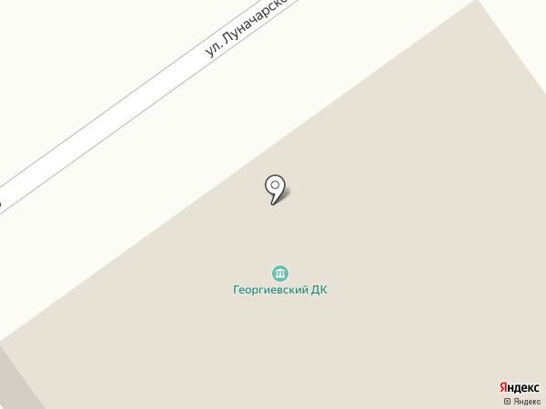 Георгиевский городской дом культуры на карте Георгиевска